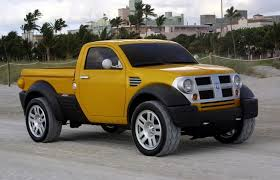 Chrysler believes there is still a market for small pickup trucks