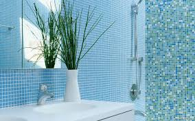 Bathroom Wallpaper Tile Effect Ideas Designs B Q Images