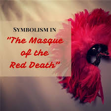 a guide to symbols in the masque of the red death rooms colors  symbolism in the red death