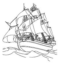 Kleurplaten Piraten Schip Brekelmansadviesgroep