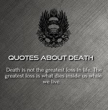 Inspirational Quotes About Losing A Loved One Impressive Inspirational Quotes About Death Of A Loved One Quotes Square