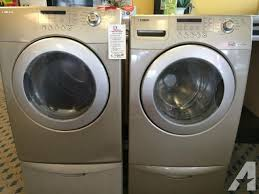 used front load washer and dryer. Contemporary Used Washer Dryer Stacked Kitchen Appliances For Sale In Tacoma Washington   Buy And Sell Stoves Ranges Refrigerators Classifieds  Intended Used Front Load Washer And Dryer M