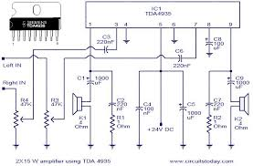 stereo audio amplifier circuit diagram ireleast info audio amplifier circuit daigram pdf file car wiring schematic wiring circuit