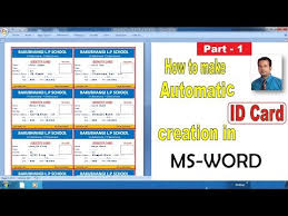 Make An Id Card Id Card At Best Price In India