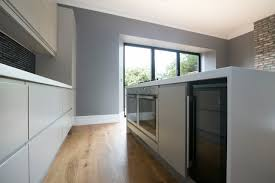 Made To Measure Kitchen Doors Number Eighty One Bespoke Painted J Profile Kitchen Door With