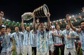 Copa America 2021: Lionel Messi's ...