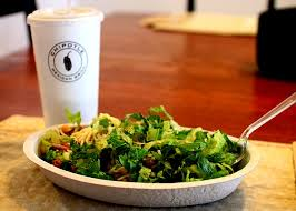 the healthiest lunches at qdoba chipotle baja fresh and other mexican chains