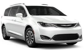 New 2019 Chrysler Pacifica For Sale At Moss Bros Chrysler Dodge Jeep Ram San Bernardino Vin 2c4rc1eg8kr746392