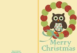 Free Holiday Greeting Card Templates Free Cards To Print Free Cute Christmas Card Templates Print Out