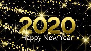 New Year 2020 Hd Wallpaper Hintergrund 1920x1080 Id