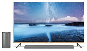samsung tv 12 inch. xiaomi tv2 55-inch 4k ultra-thin frame samsung hd smart tv subwoofer tv 12 inch a