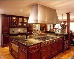 Tuscan Kitchen Granite Peacock And Kitchens - Huge kitchens