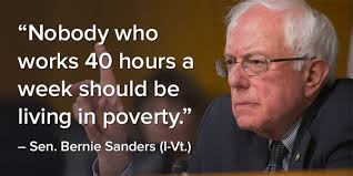 Bernie Sanders Quotes Cool Nobody Working 48 Hours A Week Image Quotes Know Your Meme