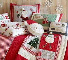 NWT Pottery Barn ~CARDINAL BIRD IN TREE~ PILLOW Cover Holiday ... & Santa Holiday Quilted Bedding | Pottery Barn Kids Adamdwight.com