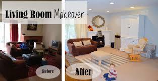Diy Living Room Makeover Custom Design Ideas