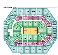 Efficient Bankers Life Seat Map Bankers Life Field House