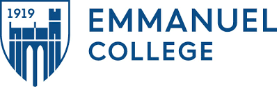 emmanuel college logo. emmanuel college launches brand advancement strategy to build on tradition and position for the future logo s