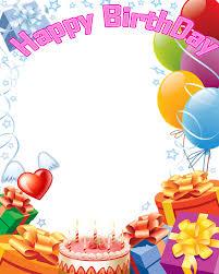 free happy birthday poto frame 1 0 screenshot 5