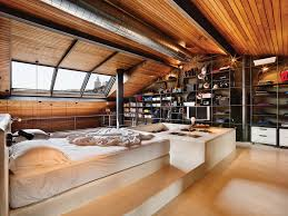 view in gallery long plank wood ceiling loft jpg