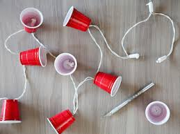 ci something turqoise bachelor parties red solo cup lights h