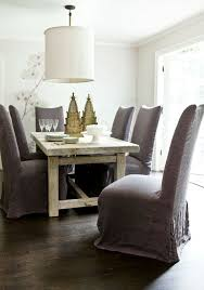 furniture linen dining room chairs popular round back natural wood legs chair solid with regard