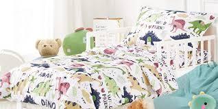 toddler dinosaur bedding sets the 7