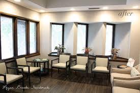 dental office reception. Reception After- Megan Brooke Handmade Dental Office