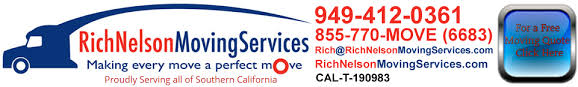 Moving Company Quotes Rossmoor Licensed Movers Orange County Moving Company Local 92