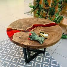 china resin table wood table