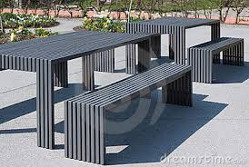 Modern Park BenchWood Plastic Composite Park Bench  Buy Wood Modern Park Benches