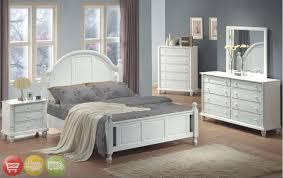 White Bedroom Furniture Shabby Chic White Bedroom Furniture Bedside ...