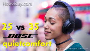 Bose Quietcomfort 25 Vs 35 Review Wired Vs Wireless Nc