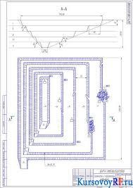 Курсовая работа по открытому методу проектирования месторождений Проект по дисциплине Геологическая отрасль