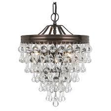 bennett 12 chandelier bronze