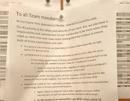 Triplepundit Pizza Hut Managers Letter Threatening Employees