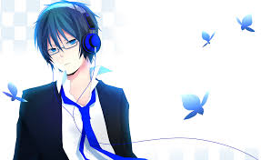 anime guy headphones wallpaper. Interesting Headphones Anime Guy Wallpaper Gallery Inside Guy Headphones Wallpaper L