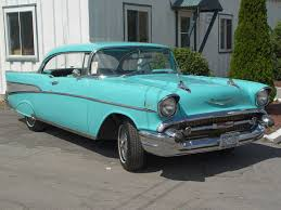1957 Chevrolet Bel Air related infomation,specifications - WeiLi ...