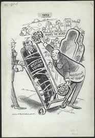 i am not a crook rdquo herblock s history political cartoons from enlarge