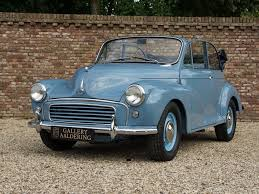 Morris Minor Colours Chart 1961 Morris Minor Is Listed For Sale On Classicdigest In Brummen By The Gallery For 24950