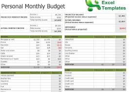 Simple Income Expense Spreadsheet Luxury Personal Home Budget