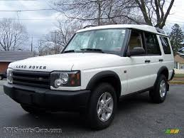 2003 Land Rover Discovery S in Chawton White - 821679 ...