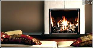 cost to install vent free gas fireplace how