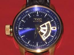 invicta i force model 6517 mens watch blue face leather band invicta i force model 6517 mens watch blue face leather band rare