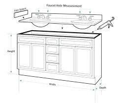 standard vanity height or beautiful images of standard vanity height with vessel sink images about patio