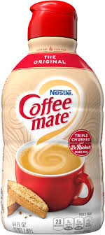 A wide variety of coffee mate creamer options are available to you, such as application, certification, and color. Creamer Sabor Original Liquido Coffee Mate