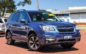 subaru forester 2016 blue. 2016 subaru forester s4 my17 25il cvt awd blue 6 speed constant variable wagon