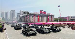 """Could there be a North <b>Korean</b> """"<b>Spring</b>""""? 