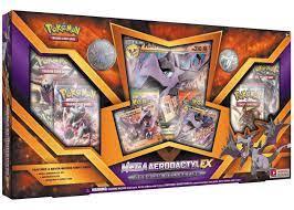 2016 Pokemon TCG Mega Aerodactyl EX Premium Collection -