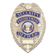 security guard badge template. Stock Badges for Public Safety that Ship Fast