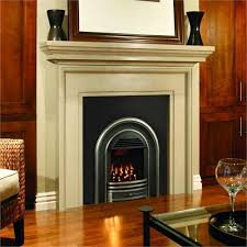 Valor Portrait Gas Fireplace With Classic Arch Front 530 Engine Valor Fireplace Inserts